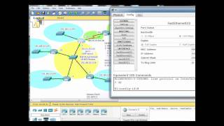 OSPF DR/BDR elections using Packet Tracer - Part 4