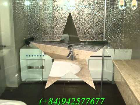 Luxury serviced apartment with 3 bedrooms, surface west lake, fully furnished for rent in Xuan Dieu