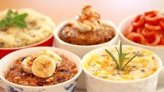 NEW Microwave Mug Meals (Chicken Pie, SpaghettiOs, Sticky Toffee Pudding) Bigger Bolder Baking 121 by Gemma's Bigger Bolder Baking