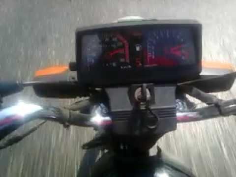 wuyang 200cc TOP SPEED150KM