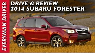 2014 Subaru Forester 2.0XT DETAILED Review On Everyman Driver