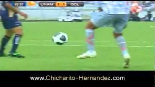 Javier Hernández und seine Tore für Chivas (2006-2010)