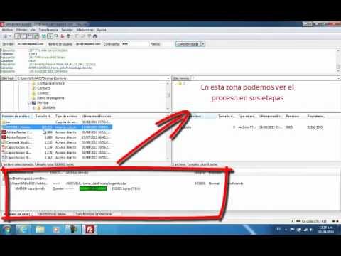 Video 1 de FileZilla: Cómo subir y bajar archivos de un FTP con FileZilla