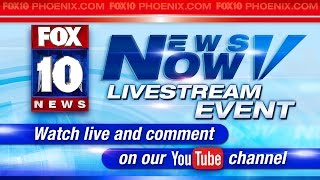 FNN: DOUG DUCEY CONFIRMS ARREST MADE IN THE I-10 SHOOTER CASE - DPS PRESS CONFERENCE 9 P.M.