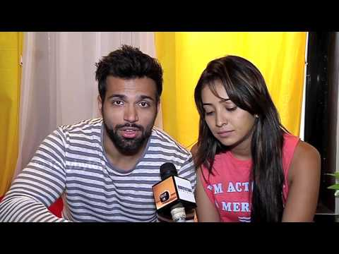 Rithvik Dhanjani and Asha Negi talk about MOTHER'S DAY
