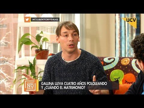 """video Rodrigo """"Gallina"""" lleva cuatro años pololeando y ya piensa en matrimonio"""