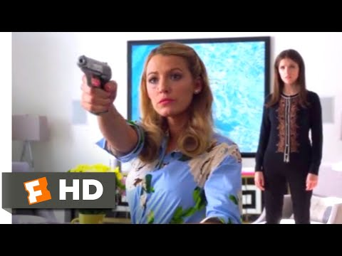 A Simple Favor (2018) - Violent Confessions Scene (9/10) | Movieclips