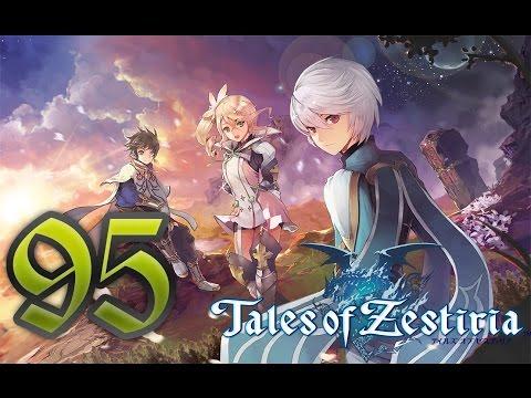 Tales of Zestiria Прохождение #95 - Сорей против Розы