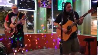 """Let it Grow"" covered by Michael Morrow & Cosmic Charlie of Dead Reckoning"