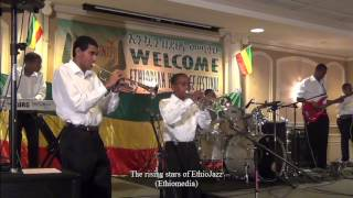 EthioJazz Performs At Ethiopian Heritage Festival In DC