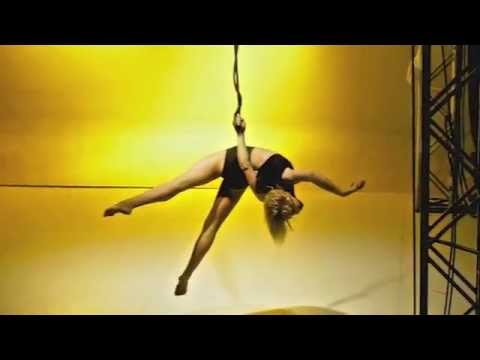 Rebecca Rennison - Aerial Showreel