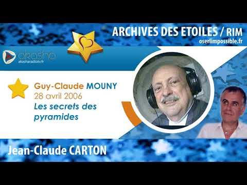 Guy Claude MOUNY | les secrets des pyramides | Archive RIM