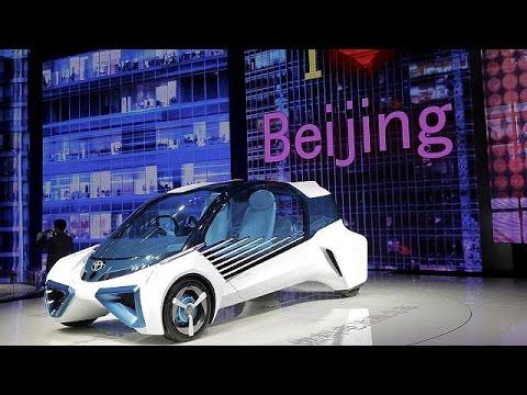 Σαλόνι Αυτοκινήτου Πεκίνου: μεγαλύτερα και πιο «καθαρά» – economy