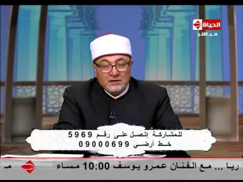 خالد الجندي  يهاجم  مظهر شاهين  بسبب  إلهام شاهين