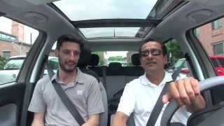2014 FIAT 500L First Drive With Fabrizio Vacca