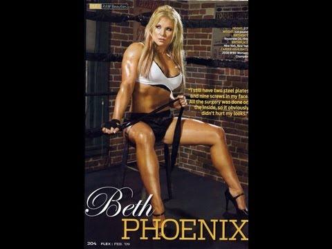 Beth phoenix porn sexy
