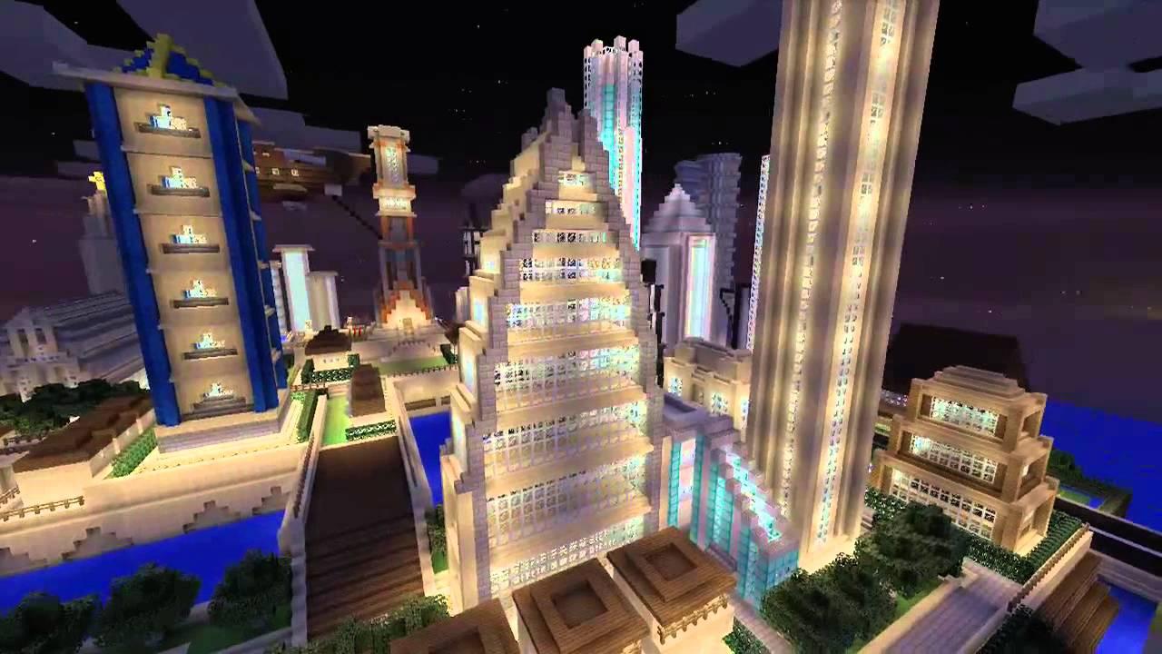 Minecraft – Ravenking's Caprica (Episode 2)