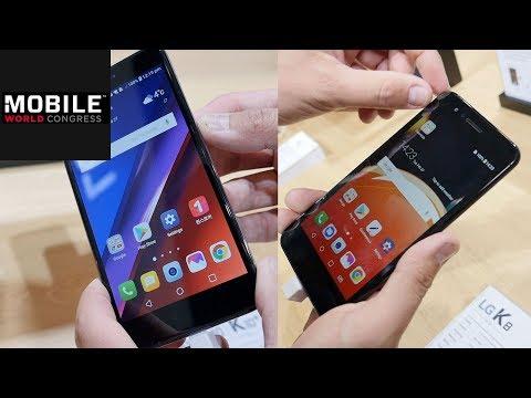 LG K8 und K10 2018: Release zum MWC