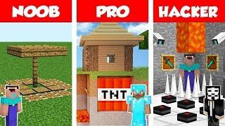 Video Minecraft NOOB vs PRO vs HACKER: Secret Trap Base Battle in Minecraft / Animation MP3, 3GP, MP4, WEBM, AVI, FLV September 2019