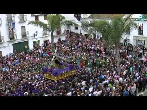 La Despedía, Segunda Parte, Semana Santa Álora 2012