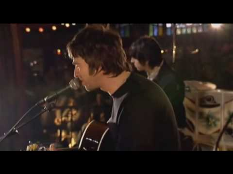 Gem Archer - Le Cabaret Sauvage, Paris 28.11.2006 - Noel Gallagher (with Gem Archer and Terry Kirkbride) Live and semi-acoustic.