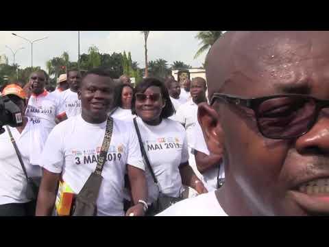 Abidjan Côte d'Ivoire – La 26è édition de la journée mondiale de la liberté de la presse avec l'interview de JC -coulibaly SG de UNJCI