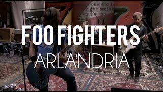 Foo Fighters - Arlandria (Lyrics - Subtitulado Esp)