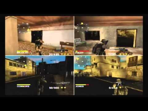 conflict desert storm gamecube cheats