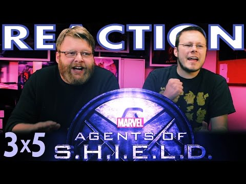 "Agents of Shield 3x5 REACTION!! ""4,722 Hours"""