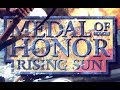 Ps2 Longplay 002 Medal Of Honor: Rising Sun