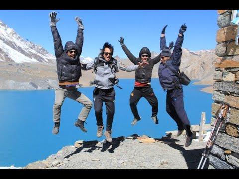 Annapurna Circuit Trek 2015 - Ktm-Besisahar-Manang-TilichoLake-Thorongla pass-Muktinath-Jomsom-Beni