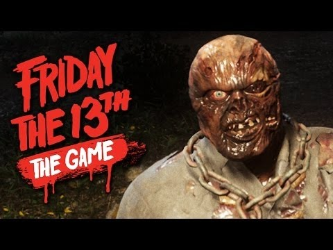 Пока лучший стрим по Пятница 13е Friday the 13th The Game