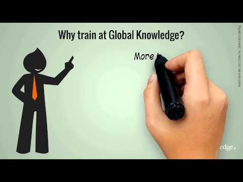 Why train with Global Knowledge