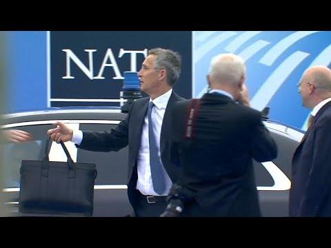 NATO lädt Ex-Sowjetrepubliken Georgien und Ukraine ein