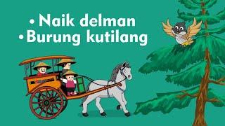 Download Video Naik Delman Istimewa - Burung Kutilang - Lagu Anak Indonesia Populer MP3 3GP MP4