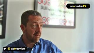 Chris Boardman Talks About The Rise Of Cycling In Britain