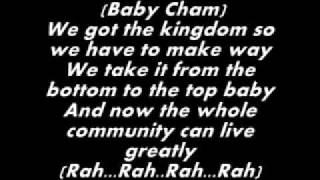 Baby Cham Feat. Akon - Ghetto story 3 LYRICS