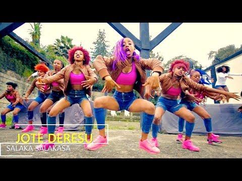 Download Jote Deresu - Salaka Salakasa   ሳላካ ሳላካሳ - New Ethiopian Music 2017 (Official Video) HD Mp4 3GP Video and MP3