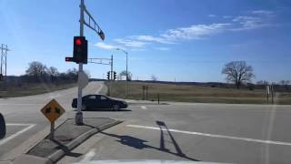Stoughton (WI) United States  city images : BigRigTravels LIVE! - Whitewater to Stoughton, Wisconsin - Sun Apr 03 11:01:38 CDT 2016