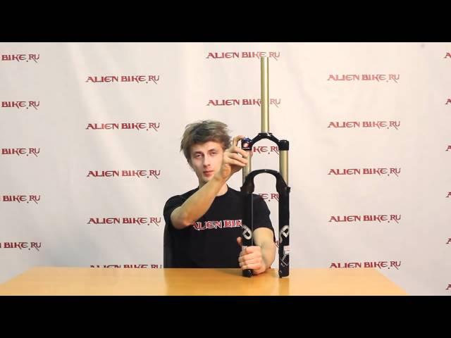 Купить Вилка Rock Shox SID RLT - Dual Air (2011) в веломагазине Alienbike