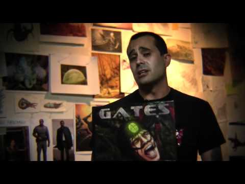 0 Gates The Webcomic Presented By Heavy Metal Magazine Celebrates One Year Today