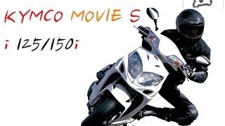 10. KYMCO MOVIE S 125/150i