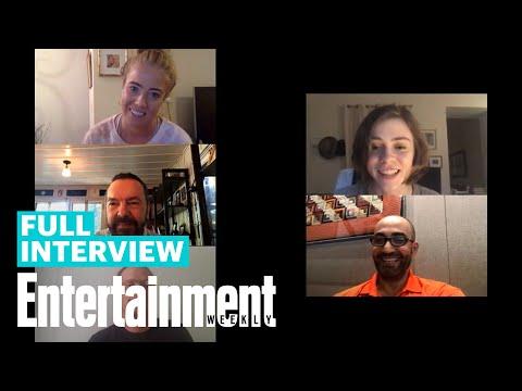 Paul Bettany, Sophia Lillis, & More Talk 'Uncle Frank' | SCAD Film Fest 2020 | Entertainment Weekly