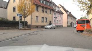 Neckarsulm Germany  city photos gallery : Neckarsulm BRD Deutschland 23.10.2015