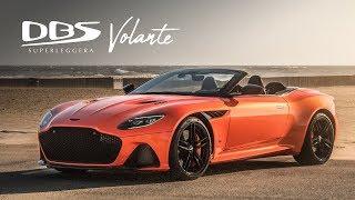 Aston Martin DBS Superleggera Volante: Road Review   Carfection 4K by Carfection