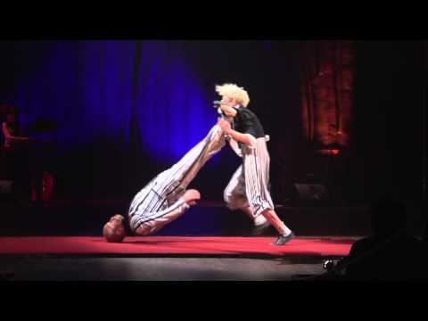 Circus Oz 2015 Melbourne Gala Night