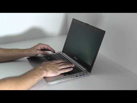 [YouTube] Asus UX32VD Ultrabook &#8211; HandsOn