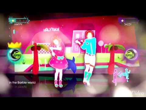 Just Dance 2015- Barbie Girl dance+ If I had you (видео)