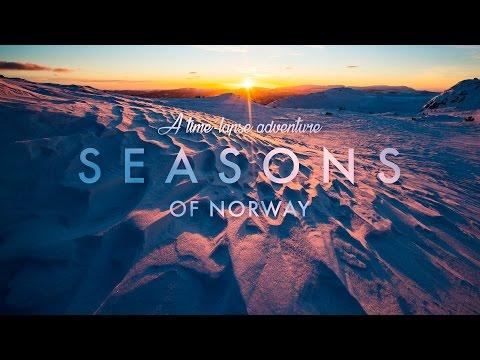 Explore a beleza da Noruega em imagens espetaculares
