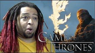 Game of Thrones Season 7 #WinterIsHere Trailer #2   REACTION ...